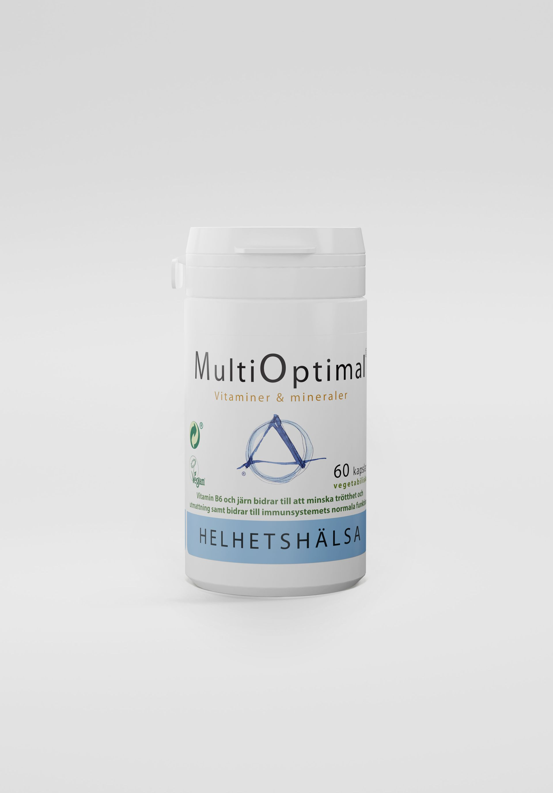 MultiOptimal®, 60 kapslar