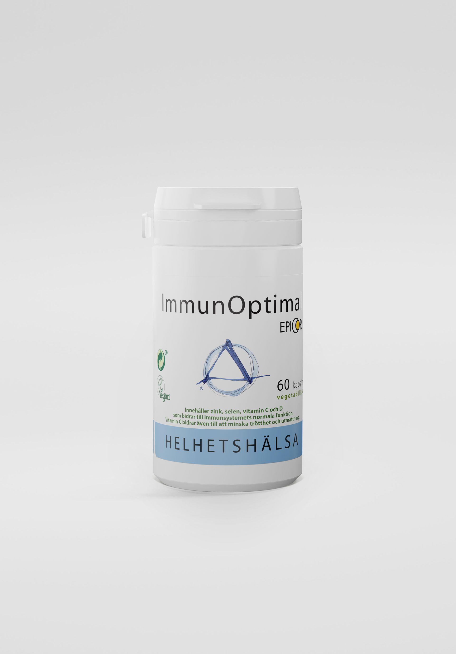 ImmunOptimal, 60 kapslar