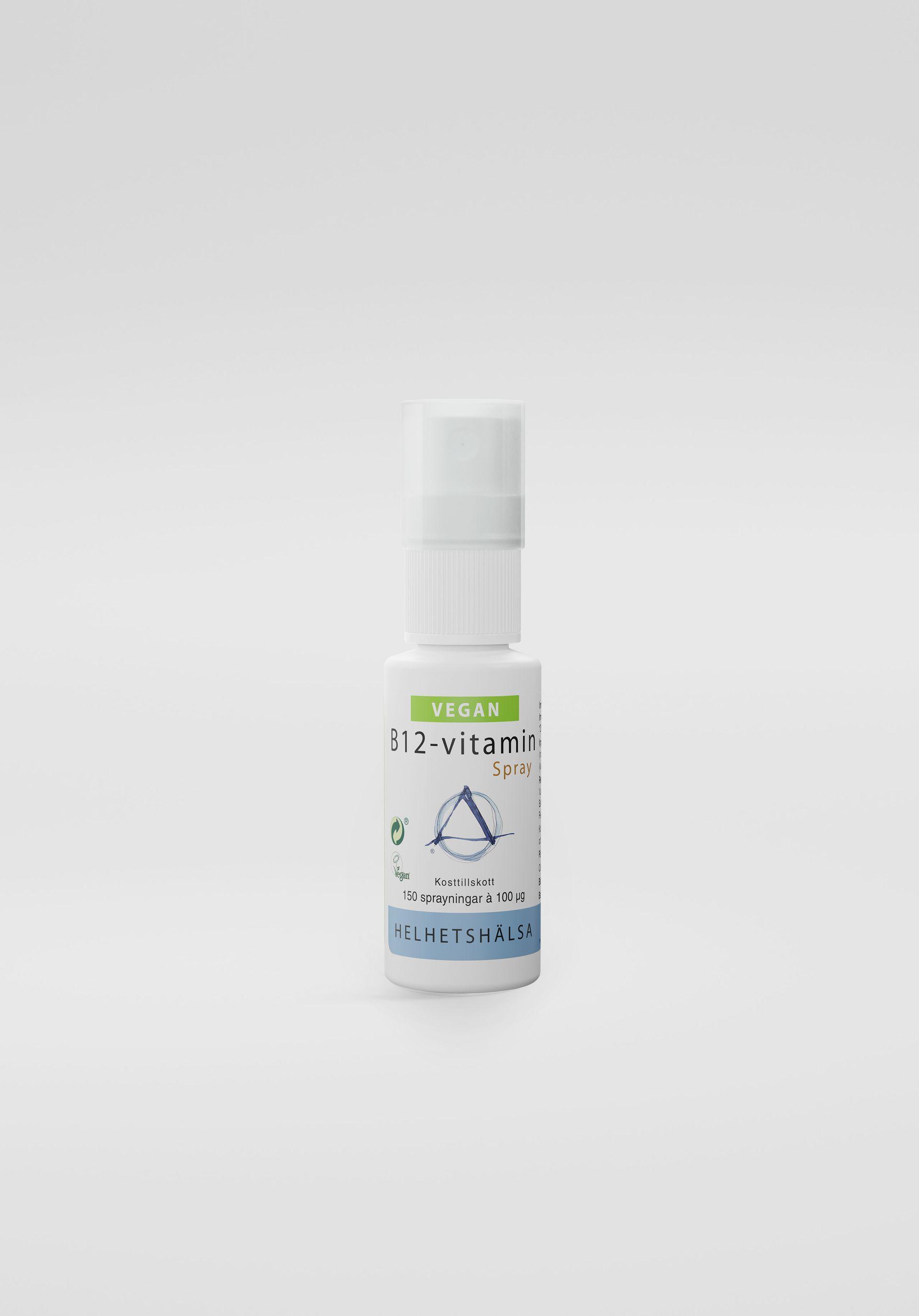 B12-vitamin Spray, 150 sprayningar