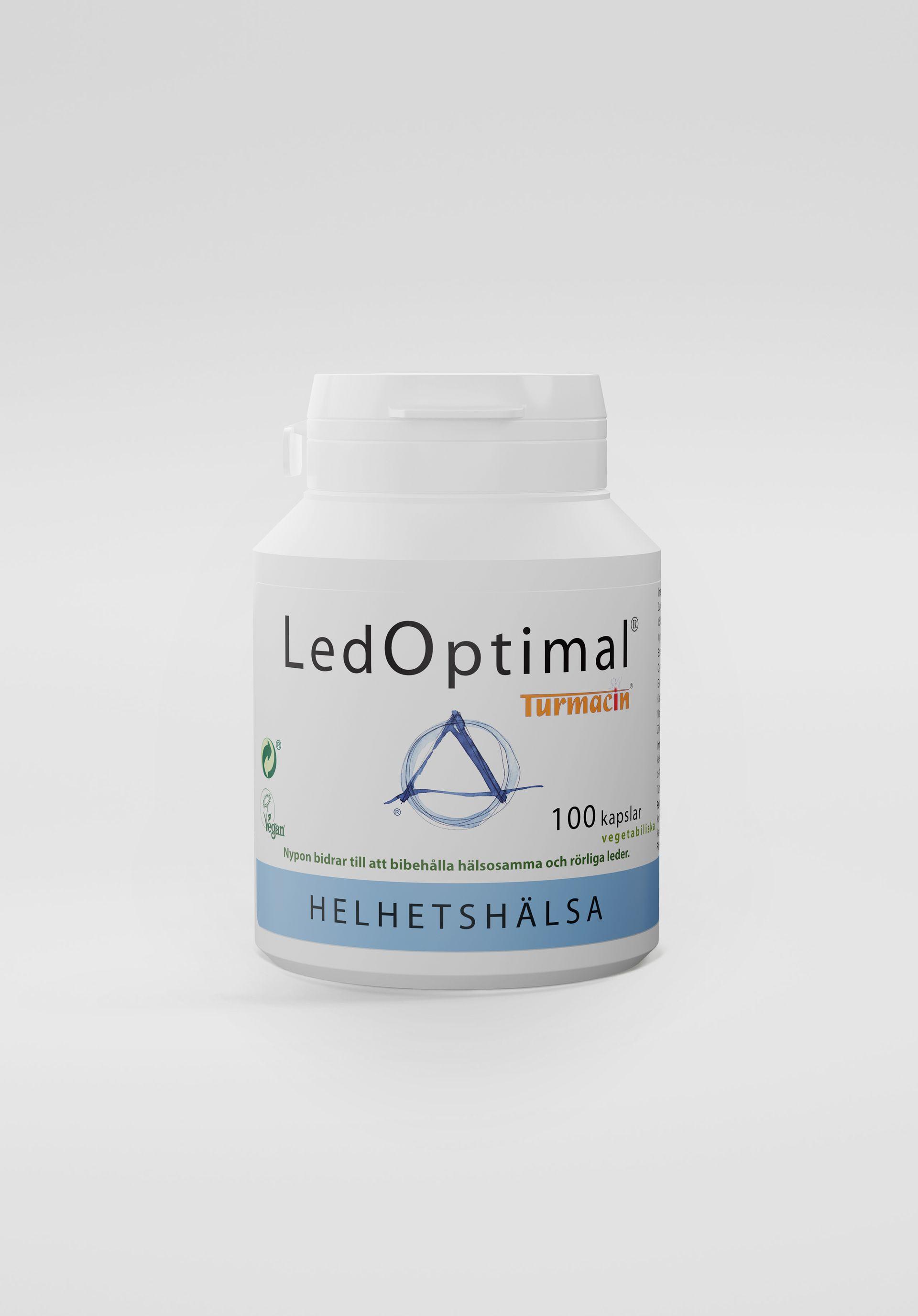 LedOptimal®, 100 kapslar