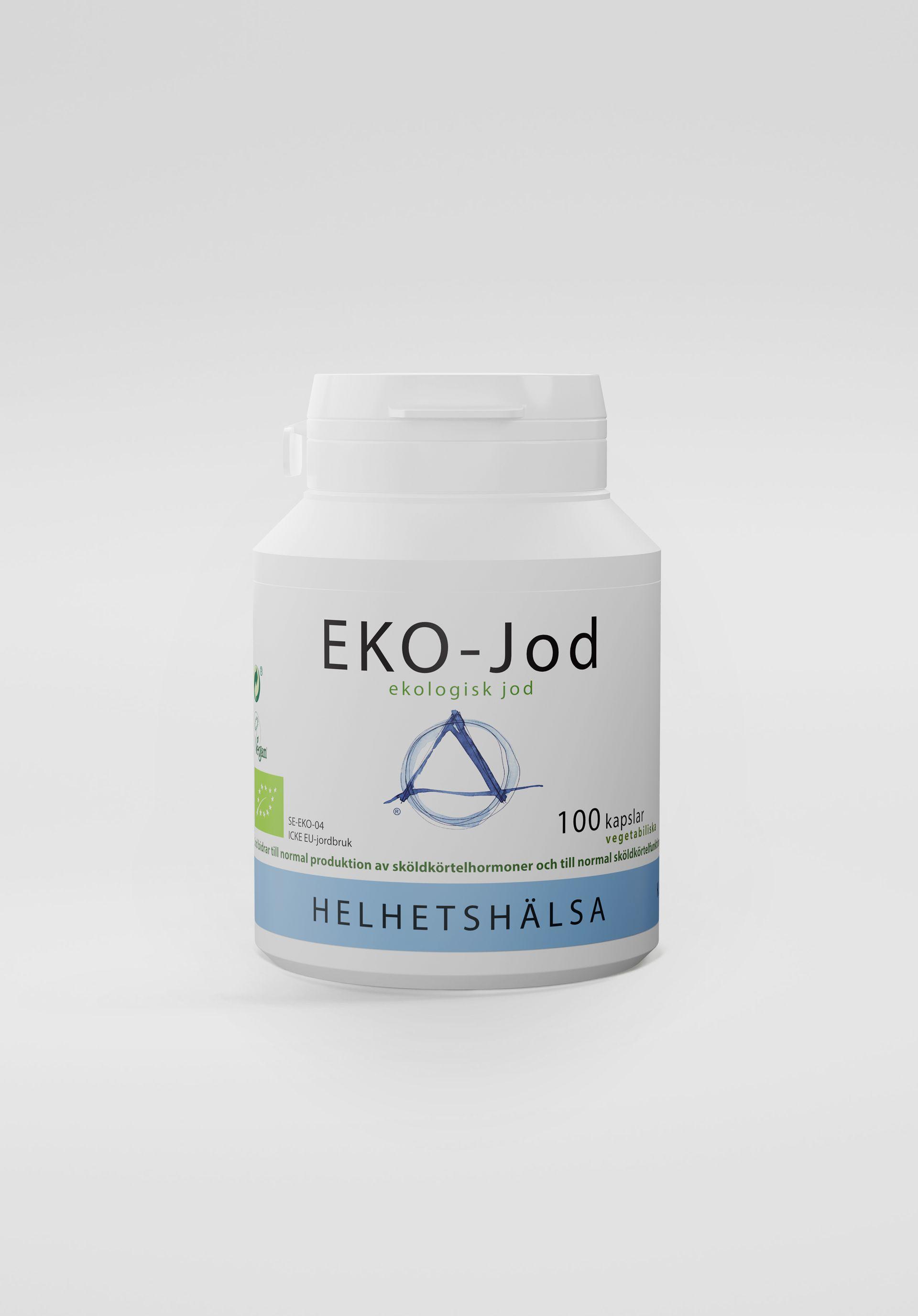 EKO-Jod , 100 kapslar