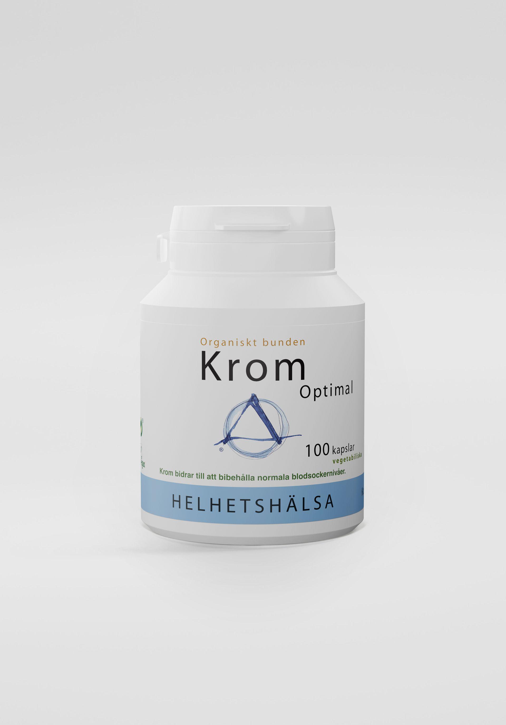 KromOptimal, 100 kapslar